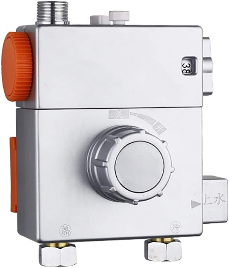 LIUMANG Attention brand Hot and Cold Water Valve Exposed At the price Mixing Temperature Cube
