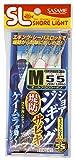 ささめ針(SASAME) TKS45 特選SLショアジギングサビキ2本 M.