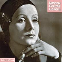 National Portrait Gallery - Hollywood Legends - mini wall calendar 2018 (Art Calendar)