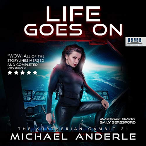 Life Goes On audiobook cover art