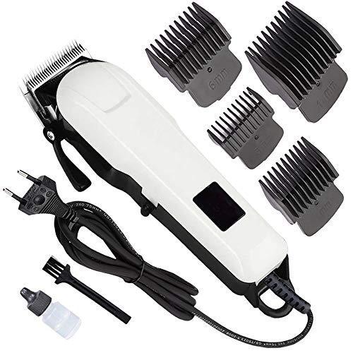 Professional Hair beard Gromming kit for men Eletric corded hair clipping machine