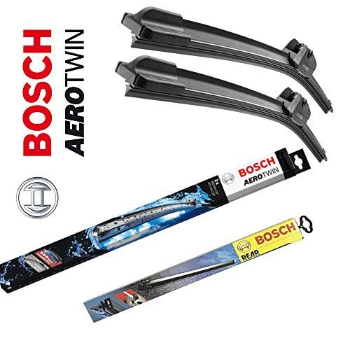 Bosch Scheibenwischer Aerotwin Komplettset A955S und H753 für Front- und Heckscheibe