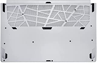 Laptop Bottom Case Cover D Shell for MSI WS75 Silver