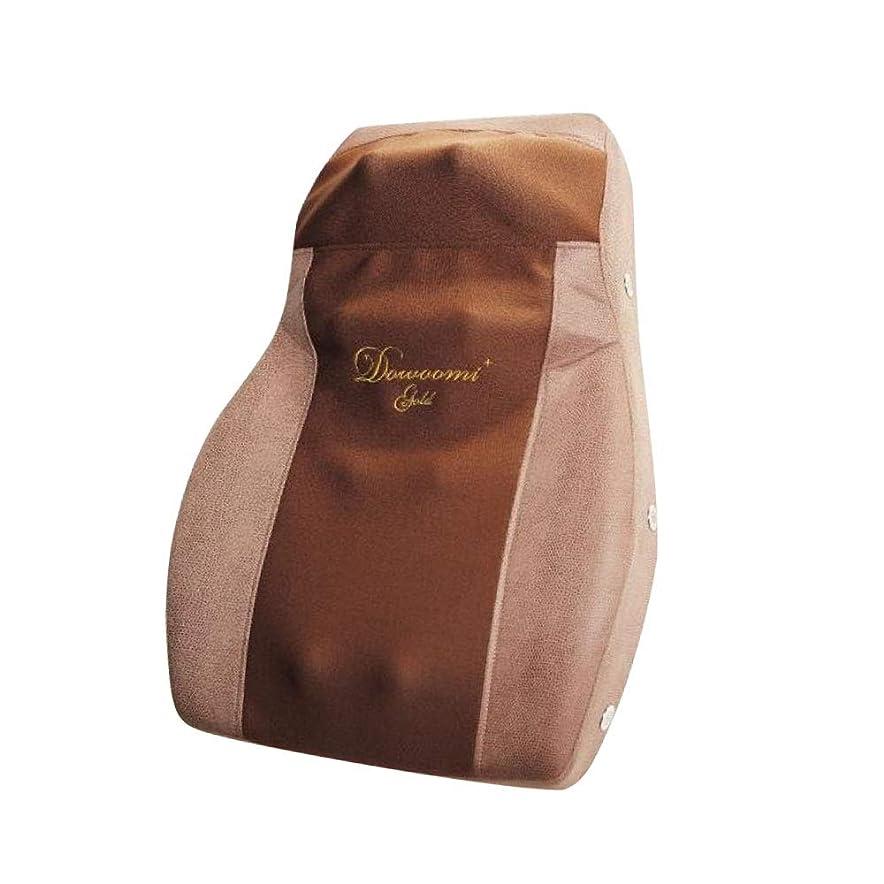 矛盾する在庫パン屋Wellbeing Dowoomi Massager Gold Plus ドウミ マッサージ クッション ゴールド プラス [並行輸入品]