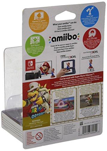 Super Mario Odyssey Bowser Amiibo - 3