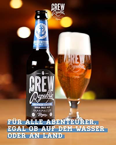 CREW Republic Craft Beer Drunken Sailor - 7