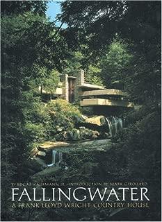 By Edgar Kaufmann Jr. - Fallingwater: A Frank Lloyd Wright Country House (1986-11-13) [Hardcover]
