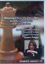 Winning Chess the easy way * Susan Polgar DVD Series Vol 3