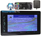 Soundstream VRN-65HXB In-Dash 2-DIN 6.2' Touchscreen LCD DVD Receiver with...
