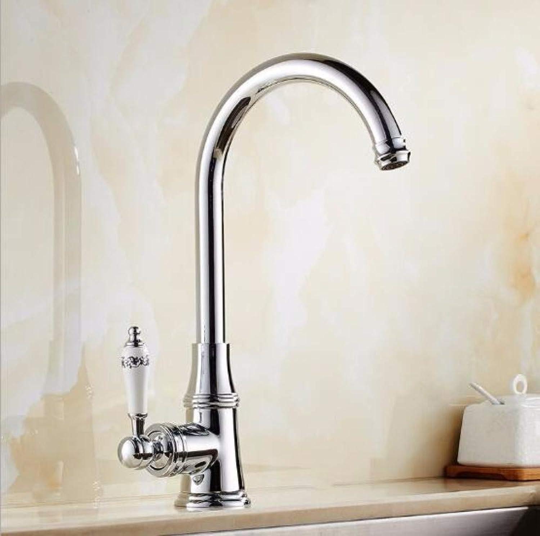 Küchenarmatur antiken wasserhahn heier und kaltem wasser mischer luxus becken waschbecken mischbatterie waschbecken faucet03
