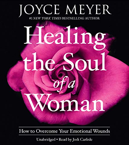 Healing the Soul of a Woman  By  cover art