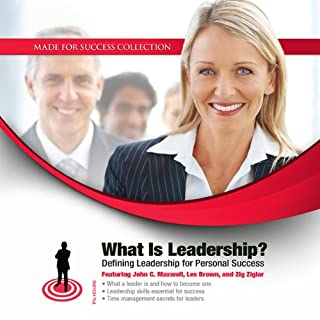 What Is Leadership? cover art