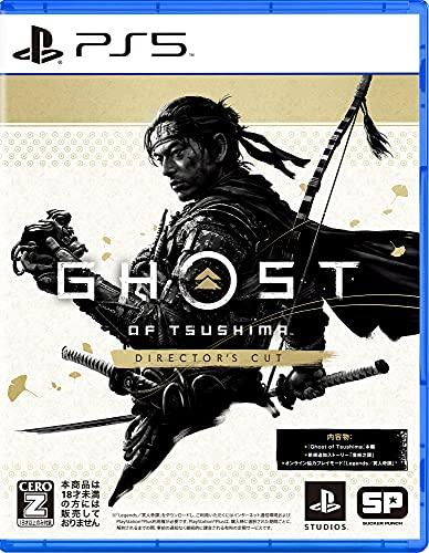 【PS5】Ghost of Tsushima Director's Cut 【早期購入同梱物】 デジタル ミニサウンドトラック (追加楽曲2...