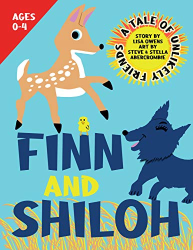 Finn and Shiloh: a tale of unlikely friends (English Edition