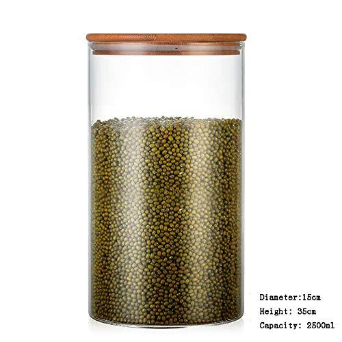QQDL vorratsdosen Set,Vorratsglas,Vorratsdose,Müsli Schüttdose & Frischhaltedosen,Satz mit Etiketten für Getreide,Mehl,Zucker usw. Aufbewahrungsdose,um Lebensmittel frisch zu halten,