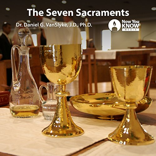 The Seven Sacraments audiobook cover art