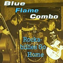 the blue flames rockabilly