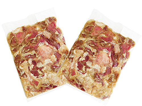 贅沢ホルモンセット1kg(500g×2袋)塩味(豪華ブタほるもん) (舌・心臓・ハラミ・大腸・胃)業務用(国産豚)塩ダレと昆布エキスミックスホルモン