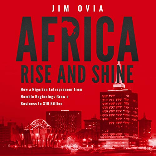 Africa Rise and Shine cover art