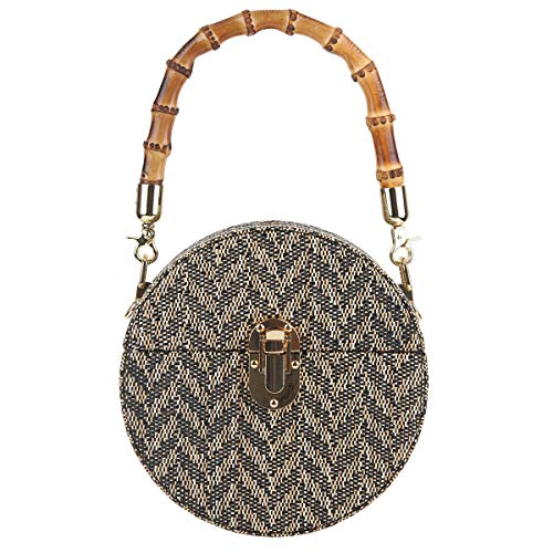 10 best bamboo purse large for 2021
