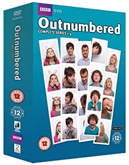 Outnumbered - Complete Series 1-4