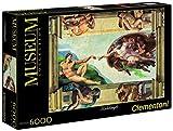 Clementoni - Puzzle de 6000 Piezas,, diseño Neuschwanstein (365203)