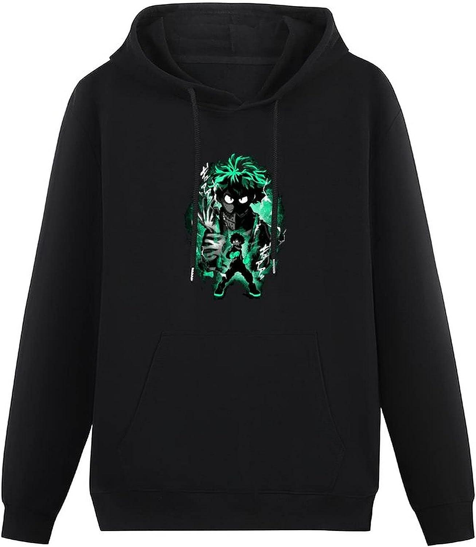 My Hero Academia Midoriya Izuku Hooded Free Shipping Cheap Bargain Gift Simplicit Sweatshirt Teen Max 76% OFF