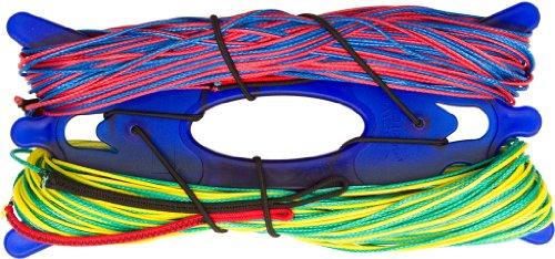 HQ Cerfs-Volants et Designs 120418 Depower Y-Lines Top Kite