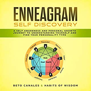 Enneagram Self Discovery audiobook cover art