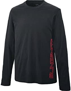 Slingshot Polaris OEM Mens Black Apex Long Sleeve T-Shirt