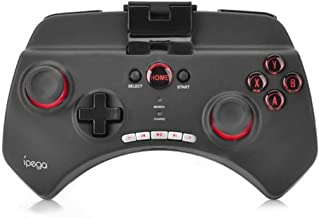 iPega PG-9025 Wireless Bluetooth Game Controller Gamepad Joystick for Android & iOS Device - Black