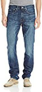 Lucky Brand Men's Medium WASH 410 Athletic Slim Bottom Fly Stark Jean Clover Edition SZ 36W X 32L