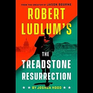 Robert Ludlum's The Treadstone Resurrection cover art