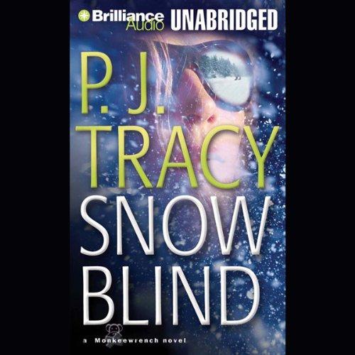 Snow Blind  audiobook cover art