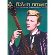 Partitions Variété, Pop, Rock Hal Leonard Bowie David – Best of – Guitarra Tab guitarra Tablatures