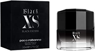 Paco Rabanne Black Xs 2018 Edition For Men Eau De Toilette, 50 ml