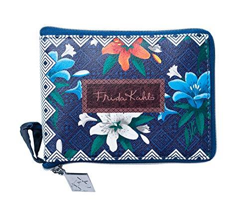 Erik - Bolsa de la Compra Plegable Frida Kahlo, Multicolor