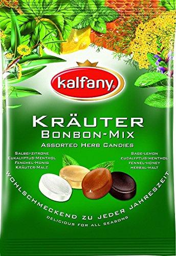 Kalfany Kräuter Bonbon-Mix 250g