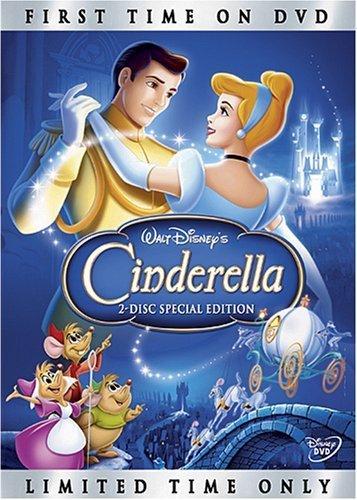 Cinderella DVD (Special Edition)