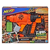 NERF Zombie Strike Survival System Nailbiter Blaster ナーフゾンビストライクサバイバルシステムネイルビターブラスター [並行輸入品]