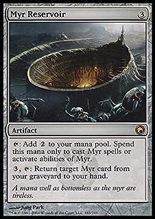 Magic: the Gathering - Myr Reservoir - Scars of Mirrodin