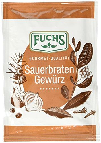 Fuchs Sauerbraten Gewürzmischung, 7er Pack (7 x 15 g)