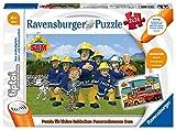 Ravensburger Spieleverlag Sam El Bombero Puzzle, 2 x 24 Piezas, 00046