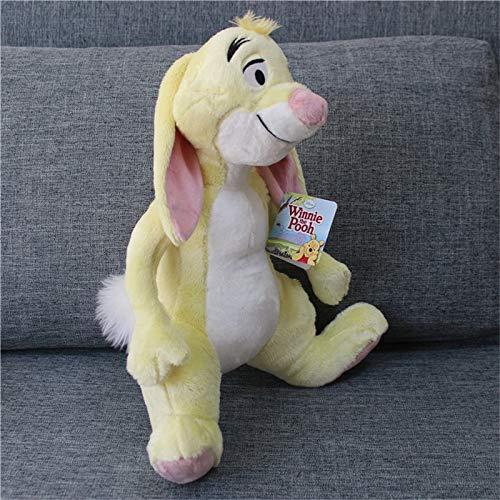Ksydhwd Peluches Winnie The Pooh Conejo De Peluche Juguetes De Peluche Kawaii Lindo Conejo Muñecos De Peluche Regalos Suaves para Niños 35cm