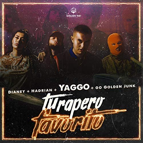 Yaggo, Hadrian & Go Golden Junk feat. Dianey