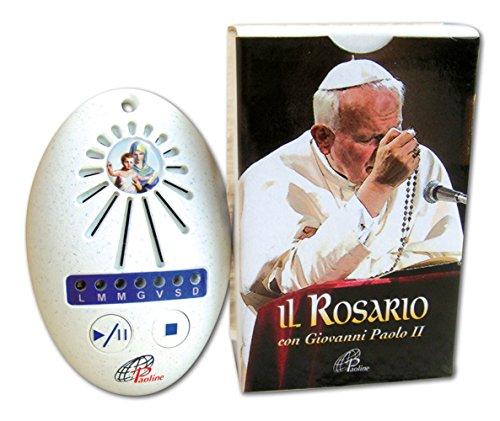 Il Rosario Elettronico Recitato Da Papa Giovanni Paolo II