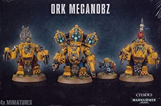 Ork Meganobz Warhammer 40K by Games Workshop