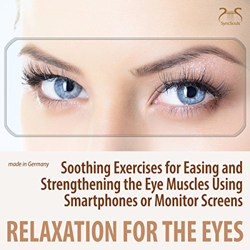 Relaxation for the Eyes audiobook cover art