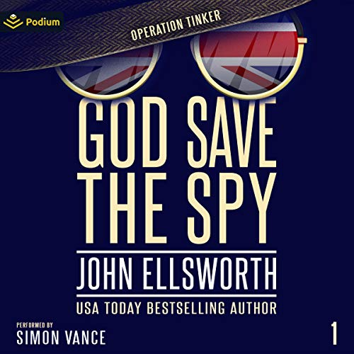 God Save the Spy cover art