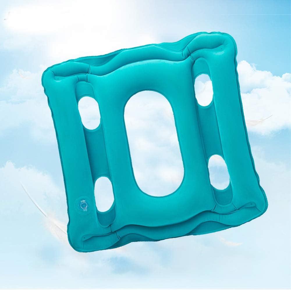 Inflatable Anti-Hemorrhoid Max It is very popular 84% OFF Cushion Flocking Beauti SPA